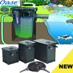 Oase Filtomatic Filter 25000 and Aquamax Eco 8000 Set