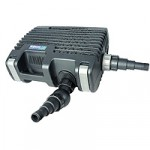 Hozelock Aquaforce  8000 Pond Pump – Free Hose & Clips