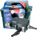 Green2Clean 12000 Filter & Aquaforce 4000 Pump Set