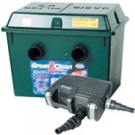Green2Clean 24000 Filter & Aquaforce 8000 Pump Set