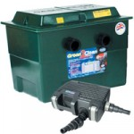 Green2Clean 48000 Filter & Aquaforce 15000 Pump Set