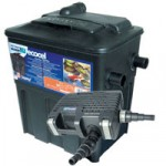 Hozelock Ecocel 10000 Filter & Aquaforce 6000 Pump