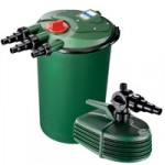 Fishmate UV Pressurised Filter 15000 & Fishmate 9000 Pump Set
