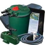 Fishmate Pond Kit 30000 Litres Pressurised