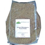 Wheatgerm Pond Food 2kg