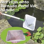 Tensor Tornado Pond Vacuum Net Attachment