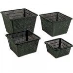 Ubbink Medium Square Planting Basket 24x15cm