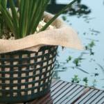 Ubbink Hessian Squares Pond Basket Liners 5 Pack