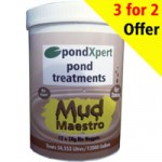 PondXpert Mud Maestro – 12 nugget pack – 3 for 2 Deal