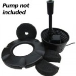 Pond Pump Floating System – Zenith