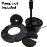 Pond Pump Floating System – Zenith