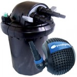 PondXpert EasyFilter 12000 & PondPush 8000 Pond Pump