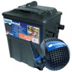 Hozelock Ecocel 10000 Filter & PondPush 6000 Pump