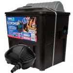 Hozelock Ecopower 5000 Filter & Pondomax 2500 Pond Pump