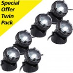 PondXpert Pondolight 3 (Halogen) Twin Pack