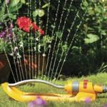 Hozelock Rectangular Garden Sprinkler (Aqua Storm 15)