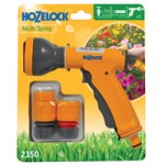 Hozelock Garden Hose Multispray Gun Set