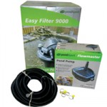 EasyPond 7000 Pond Pump & Filter Set