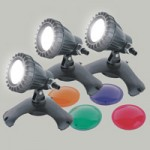 PondXpert Brightpond Trio Triple Pond Lights