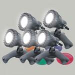 PondXpert Brightpond Quintet 5 Pond Lights (Trio + Duo Set)