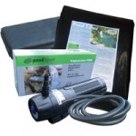 EasyFit 2000 Pond Kit – Triple Action, 4×4 liner, ulay, 25mm hose & clips