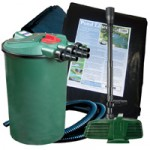 Pond Kit 14000 Litres – Fishmate 15000 Set