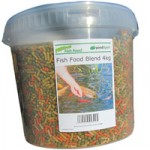 Fish Food Blend 4kg Tub