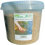 Pond Sticks Pond Food 4kg Tub