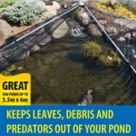 Pond Pyramid Shelter Net