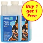 Hozelock Pond Filter Start- BOGOF Offer