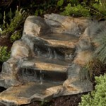 Oase Rockways Rustic Slate Watercourse – One Piece Resin