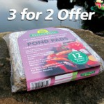 Barley Straw & LAVENDER Pond Pads – 3 Packs for Price of 2
