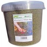 Wheatgerm Pellet Pond Food 4kg Tub