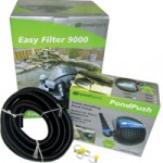 EasyPond 9000 Pump and Filter Set