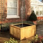 Hozelock Wooden Pond Kit – FREE TripleAction 3000