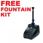 Oase Filtral 3000 – Free Fountain Kit