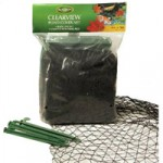 Blagdon Clearview Cover Net Black 6x3m