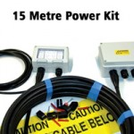 PondXpert Outdoor Power Kit 15m