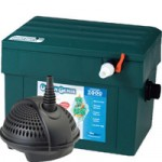 Lotus Green Genie 6000 Filter & Pondomax 2500 Pump