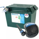 Lotus Green Genie 24000 Filter & Pondpush 6000 Pump
