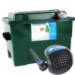 Lotus Green Genie 48000 & PondPush10000 Pump