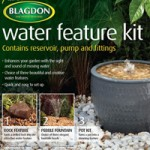 Blagdon Water Feature Kit