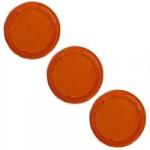 PondXpert BrightPond LED  Lenses (Pack Of 3) YELLOW