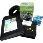 EasyPond 2000 Pond Kit with Liner