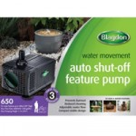 Blagdon Pump Auto-Off Feature Pump 650