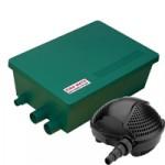 Fishmate Filter 5000 and Pondomax 2500 Set