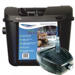 Lotus BioClear 2 Pond Filter And FlowMaster 3500 Set