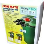 Fishmate 15000 Pressure Filter BIO – No UVC