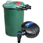 Fishmate 10000  Pressure Filter and FreeFlow 5000 Pump