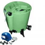 Eazypod Complete Green – inc airpump and UVC